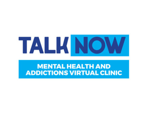 TALK NOW Mental Health and Addictions virtual clinic expanding