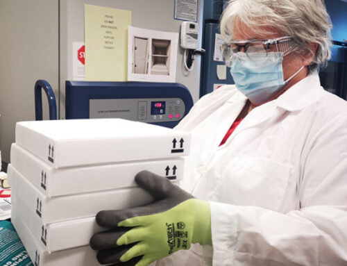 Peterborough Regional Health Centre (PRHC) receives first shipment of 5,850 doses of Pfizer-BioNTech COVID-19 vaccine
